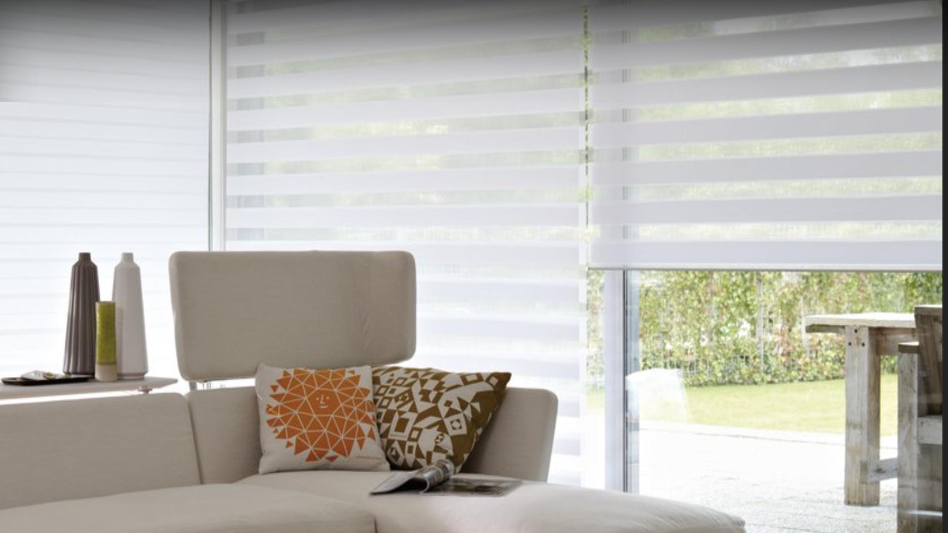 Moderne design for store og små vinduer